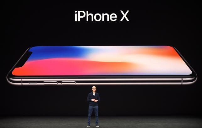 iPhone X, iPhone 8, 8 Plus unveiled