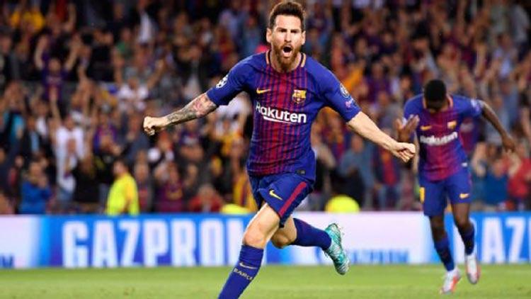 Messi double inspires Barca to Juventus revenge