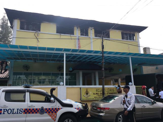 Malaysia school fire kills 25