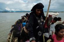 UNICEF estimates 400,000 Rohingyas flee to Bangladesh since Aug 25