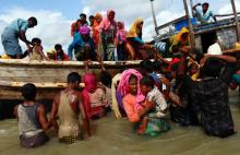 '176 Rohingya villages stand empty'