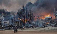 Myanmar military torching Rohingya villages: Amnesty