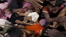 3 killed in Bangladesh Rohingya refugee camp
