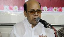 Begum Zia plotting against country: Quamrul