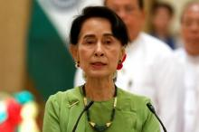 High stakes in Myanmar as Suu Kyi to address Rohingya crisis