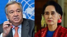 UN: Suu Kyi has 'last chance' on Rohingya