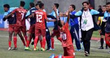 Bangladesh beat India 4-3 in SAFF U-18 soccer