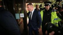Football: Rooney to appear in court charged with drink driving