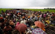 Major powers asks Myanmar to stop atrocities on Rohingyas