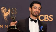Riz Ahmed becomes first Asian man to win acting Emmy