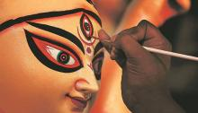 Durga Puja begins with holy Mohalaya