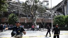 Nearly 140 killed in powerful Mexico quake