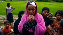 Rohingyas fleeing Myanmar violence at 'mercy of traffickers', warns UN