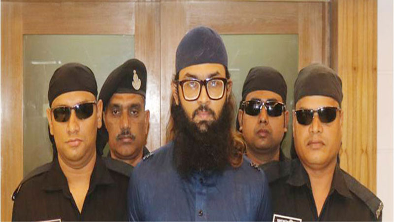 Ramp model-turned neo-JMB operative held in city