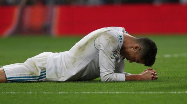Real Madrid lose to Betis on Ronaldo return