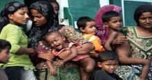 93.81 metric tons Saudi reliefs for Rohingyas reach in Ctg