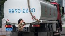 China limits oil exports to North Korea