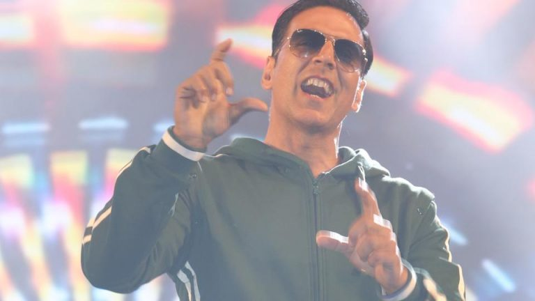 Comedy is in my blood & entertainment is my calling card: Akshay