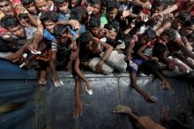 Bangladesh faces long haul Rohingya crises