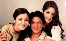 Katrina joined us, Anushka to join soon: Shah Rukh on upcoming film