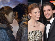 Game of Thrones stars Kit Harington & Rose Leslie engaged
