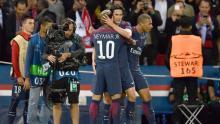 Neymar leads PSG past Bayern, Batshuayi stuns Atletico