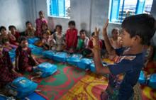 UNICEF to set up 1300 schools for Rohingya children