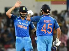 India thrash Australia to win ODI series 4-1