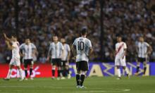 Argentina World Cup fate in balance