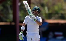 South Africa 126 for no loss at lunch on day 1 in 2nd Test