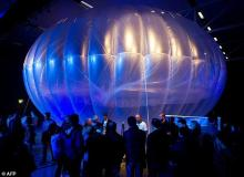Balloons to help restore Puerto Rico's cell networks