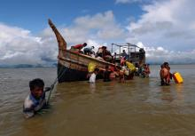 Rohingya boat death toll rises to 23 as more bodies found