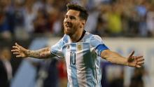 Messi hat-trick fires Argentines into World Cup