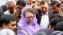 Arrest warrant issued against Khaleda Zia in 2 cases