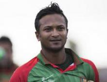 Shakib returns for ODI series