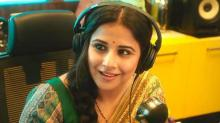 Vidya returns with 'Tumhari Sulu'