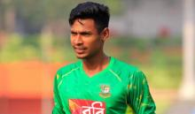 Mustafizur ruled out first ODI