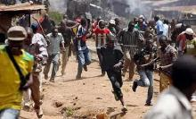 At least 20 killed in communal violence in central Nigeria