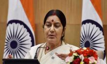Sushma to visit Bangladesh soon to discuss Rohingya, Teesta