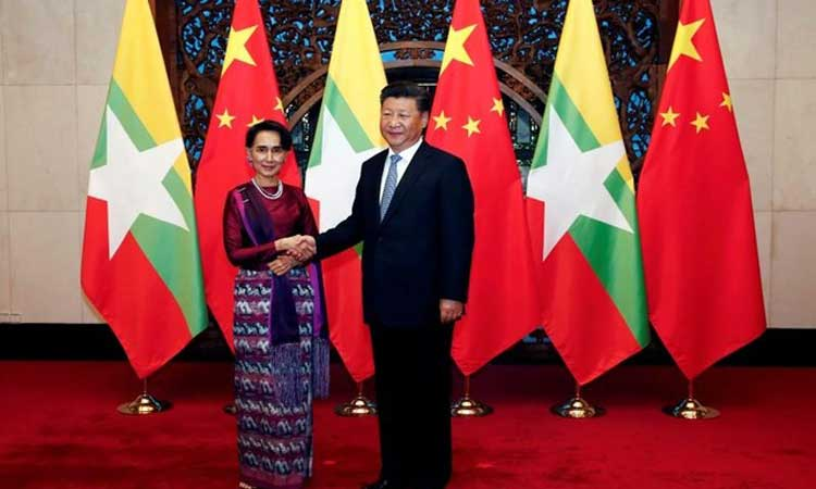 China to take 70pc stake in Rakhine port