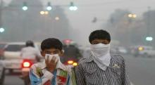 Worldwide 9m people killed in pollution in 2015: Report