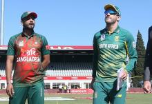 Tigers in their final mission face Proteas in first T20 Thursday