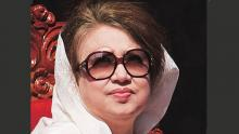 Khaleda appears before court