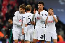 Spurs stun Madrid, join Man City in last 16