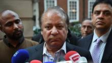 Pakistan's ex-PM Nawaz Sharif to face corruption trial