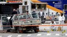 ISIS claims responsibility for New York truck attack