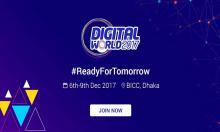 Digital World-2017 knocking on door