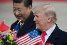 Trump sees 'solution' to N. Korea crisis in talks with Xi