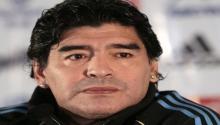 Maradona signs up for Venezuela TV show