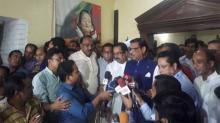 Khaleda Zia's speech expresses outrage on Sheikh Hasina: Quader